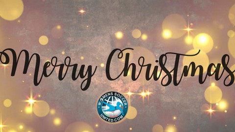 Merry Christmas from all of us at Women's Soccer United