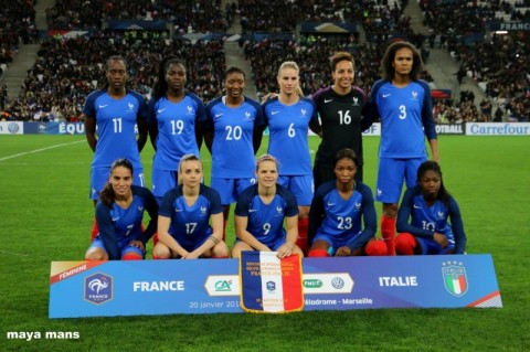Corinne Diacre Names French Squad to play the USA on Saturday 19th January