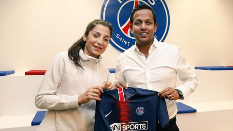 Danish international Nadia Nadim to join Paris Saint Germain
