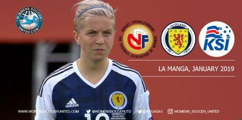 Norway, Scotland and Iceland squads for international friendly matches in La Manga