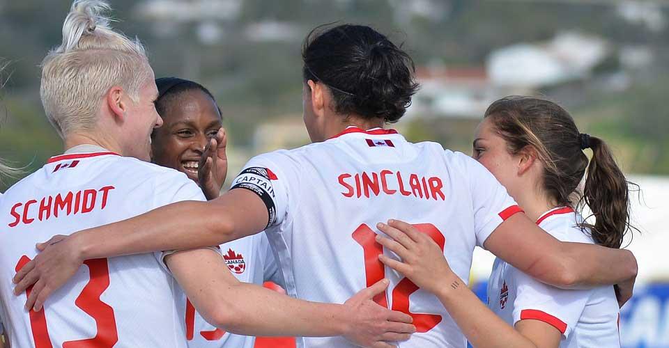 Canada to play Switzerland and Norway in La Manga.