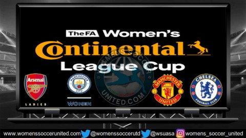 Semi Final Line up for the FA Women's Continental Tyres League Cup 2019