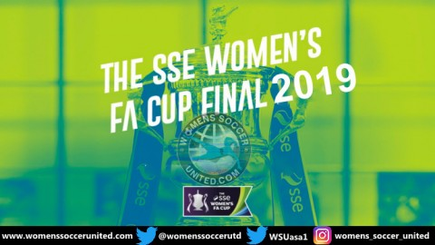 SSE Women's FA Cup 2019 4th Round Draw Fixtures