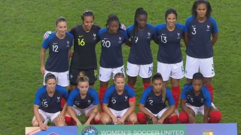 French Coach Corinne Diacre names Squad to face Germany and Uruguay