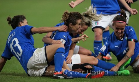 Milena Bertolini names Italy's Squad for the Cyprus Women's Cup