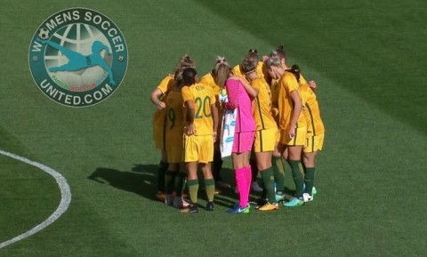 Matildas Head Coach Ante Milicic names Squad for Cup of Nations
