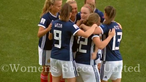 Scotland coach Shelley Kerr name's squad for Algarve Cup 2019