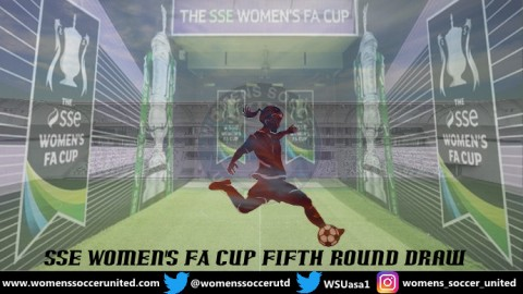 Today's SSE Women's FA Cup Fifth Round Draw Fixtures