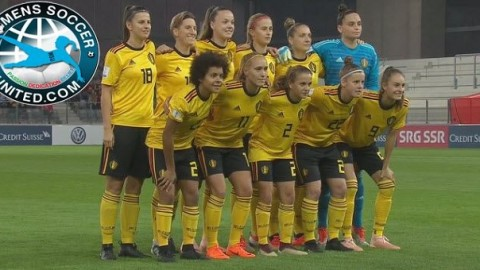 Belgium Coach Ives Serneels names Squad for the 2019 Cyprus Cup