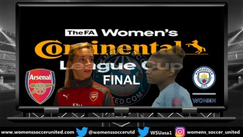 FA Women's Continental Tyres League Cup Final 23rd February 2019