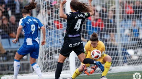 "Chelsea Ashurst: ""Plenty of emotional ups and downs for Málaga Femenino this week"""