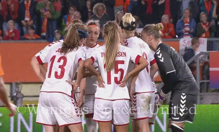 Denmark squad announced for the 2019 Algarve Cup
