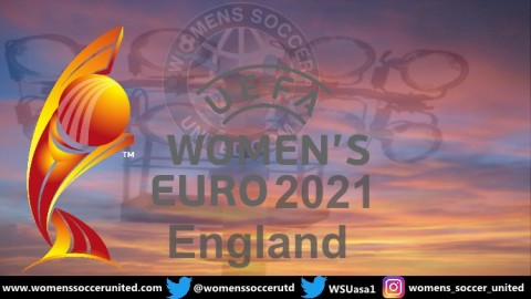 UEFA Women's EURO 2021 Qualifying Draw will be Thursday 21st February