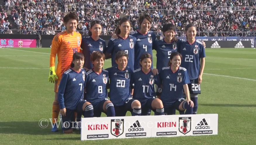 Asako Takakura Names Japan's Squad for SheBelieves Cup 2019
