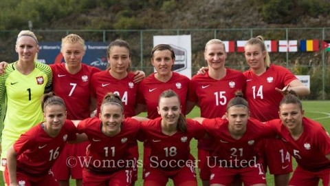 Poland squad announced for the 2019 Algarve Cup