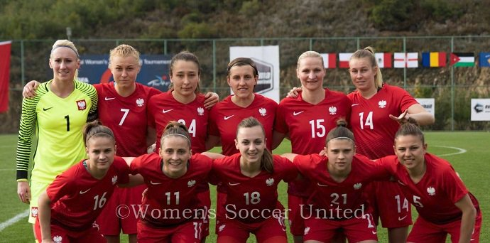 Poland squad for Algarve Cup