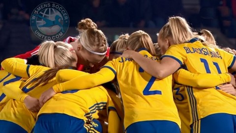 Sweden coach Peter Gerhardsson Names Squad for the Algarve Cup 2019