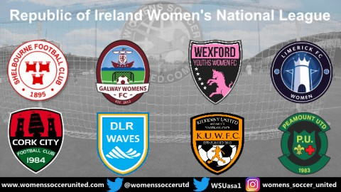 Shelbourne LFC lead Women's National League 11th March 2019