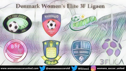 Denmark Women's Elite 3F Ligaen 16th March 2019