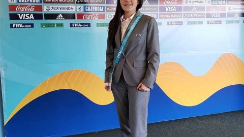 "Vanessa Arauz León: ""Times are changing and women's football is awakening in South America"""