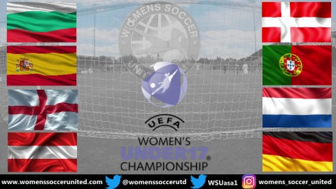 UEFA European Women's Under-17 Championship Finals Round Match Fixtures