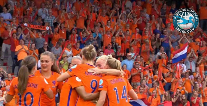 European champions Netherlands are first nation to announce World Cup 2019 squad!