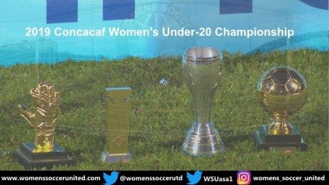 2019 Concacaf Women's Under-20 Championship Official Draw