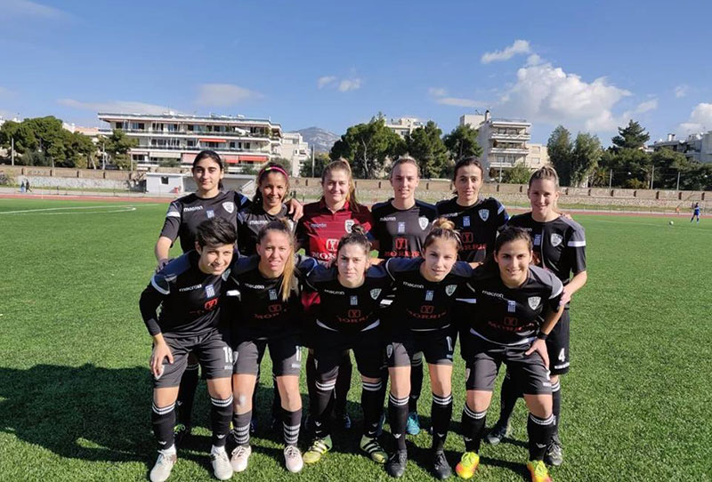 PAOK Ladies F.C crowned Champions of the Greek Hellenic National League