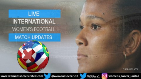 27 Amazing International Women's Friendly Football/Soccer Games in 5 Days