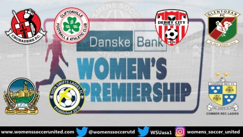 Glentoran Women's FC Lead Danske Bank NIFL Women's Premiership 25th April 2019