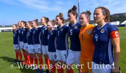 Shelley Kerr names Scotland squad for the FIFA Women's World Cup 2019