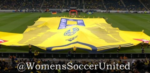 Peter Gerhardsson Names Sweden's Squad for the 2019 FIFA Women's World Cup