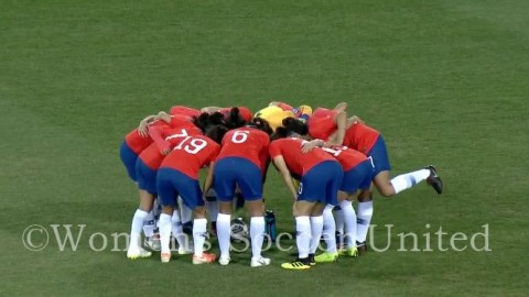 Chile name Squad for the FIFA Women's World Cup 2019