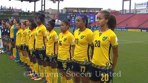 Jamaica name Squad for the FIFA Women's World Cup 2019