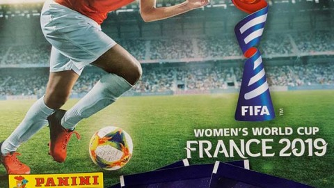 COMPETITION | FIFA Women's World Cup France 2019 sticker album and stickers!