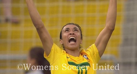 Marta becomes the most prolific goal scorer in FIFA World Cup History