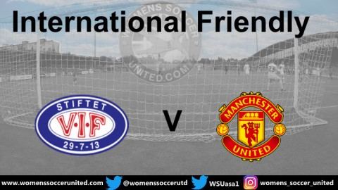 Norway's Vålerenga ladies Play Manchester United Women Wednesday 31st July