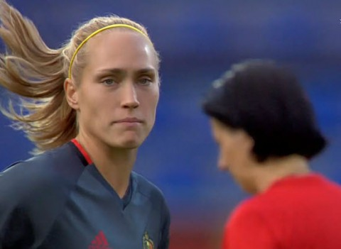 Belgium hold Lionesses to draw