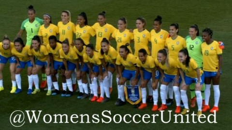 Brazil coach Pia Sundhage names squad to play England and Poland