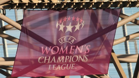 UEFA Women's Champions League 2nd Leg Fixtures Round of 32