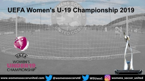 UEFA Women's U-19 Championship 2019 Qualifying Round Fixtures and Results