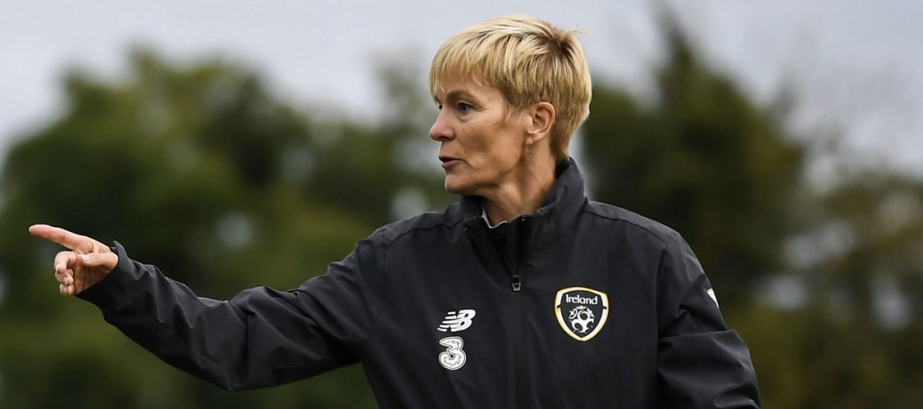 Vera Pauw interview on Women's Soccer United