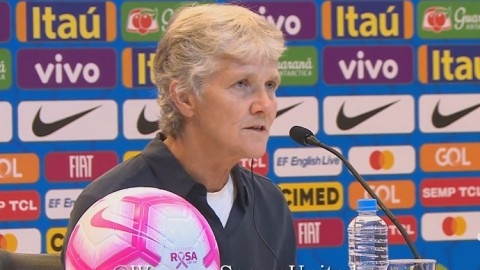 Pia Sundhage names Brazil squad for 2019 Yongchuan International Women's Football Tournament