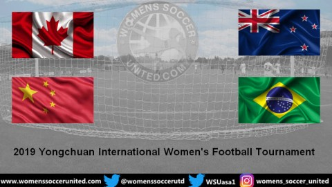 Yongchuan International Four Nations Women's Football Tournament 2019