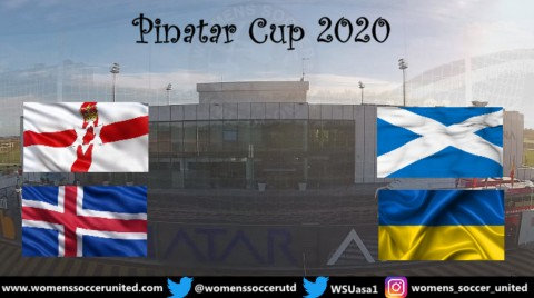 Pinatar Cup 2020 Match Fixtures and Results for the Tournament