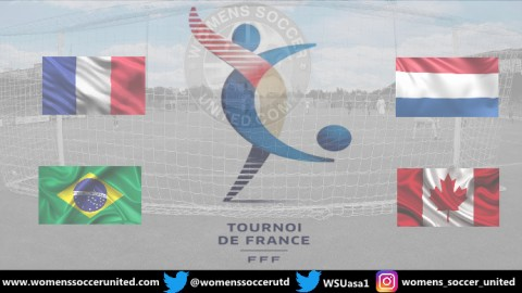 Tournoi De France 2020 Teams And Match Fixtures