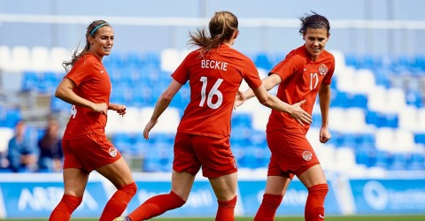 Canada announces squad for training camp ahead of the Concacaf Women's Olympic Qualifying Championship