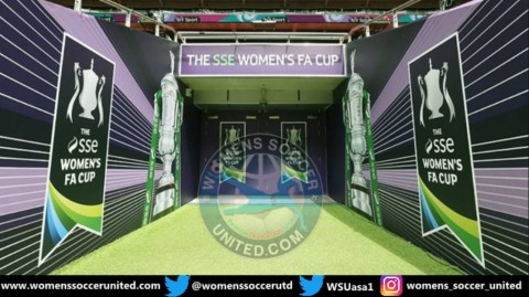 FA Women's Cup 4th Round Match Results 26th January 2020