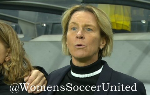 Martina Voss-Tecklenburg names Germany's Squad for Algarve Cup 2020