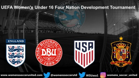 UEFA Women's Under 16 Four Nation Development Tournament